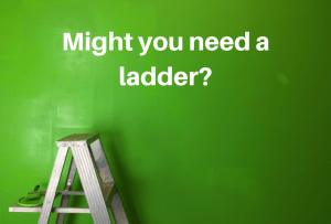 Ladder, Tall,