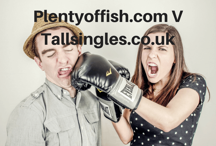 Compare Plentyoffish.com to Tallsingles.co.uk